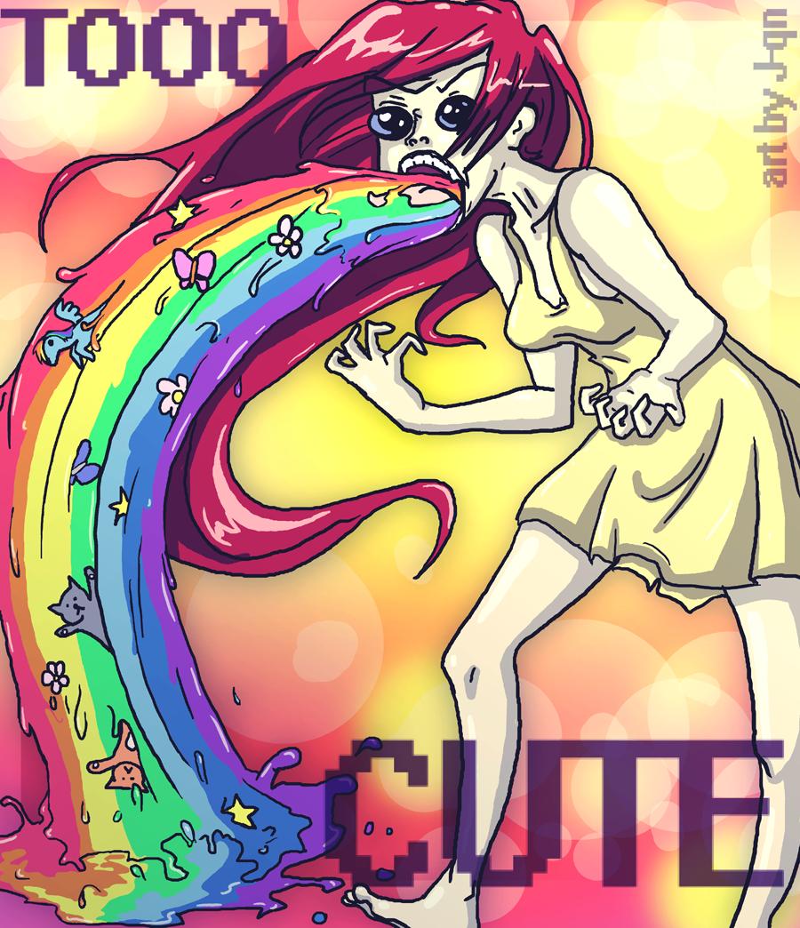 TOOO CUTE by J-qn