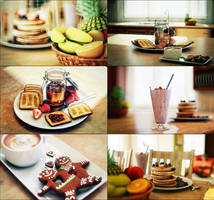 Breakfast collection by sanfranguy