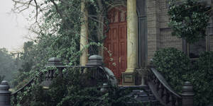 Mansion Close up