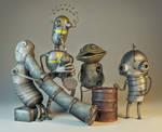 Machinarium Characters StandAlone