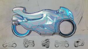 Concept Bike by sanfranguy