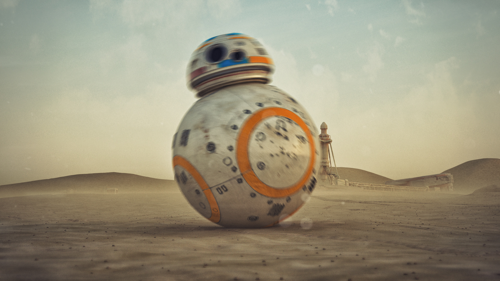 Cool minimalist wallpapers - Bb8 By Sanfranguy On Deviantart
