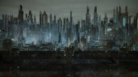 Born Of Betrayal City by sanfranguy