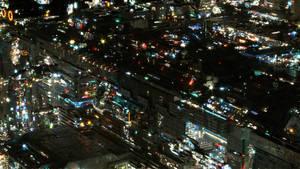 Looking Down night