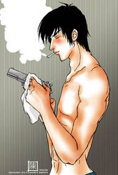 wolfwood by ultranguik