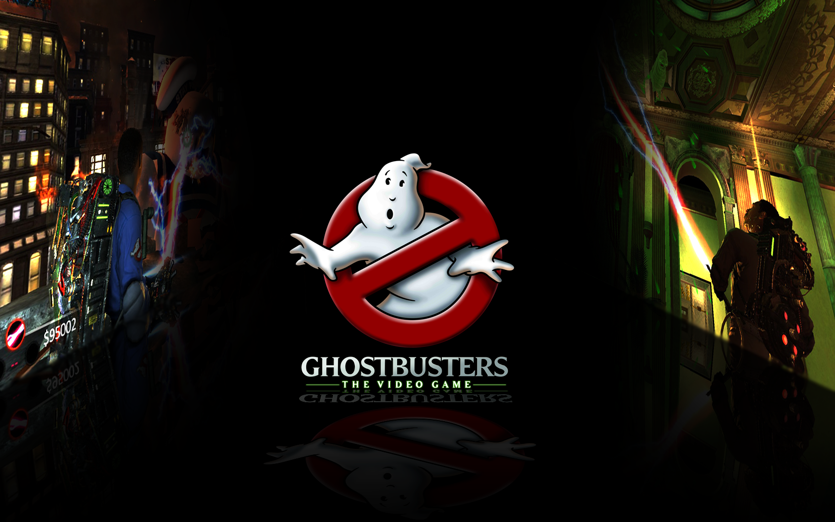 Ghostbusters: The Video Game Wallpapers 2