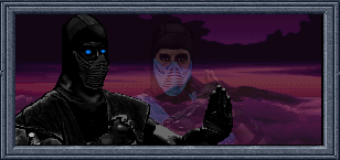 MKII Noob Saibot End Picture by IceColdWarrior