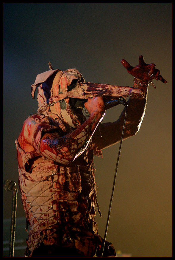 Skinny Puppy at Mera Luna 2005 by HOTgraFX