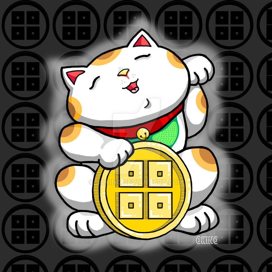 LuckyCat by jokino