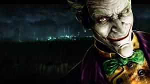 Joker HD Wallpaper by RiddleMeThisJoker