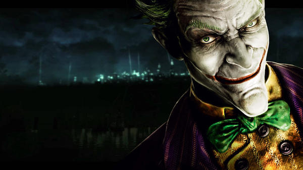 Joker HD Wallpaper by RiddleMeThisJoker