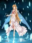 Asuna Alfheim Online Titania