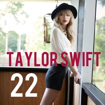 22 Twenty Two Cover Taylor Swift By Sapatoverde On Deviantart