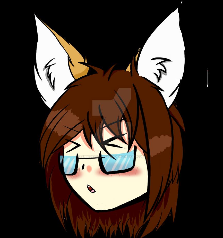 Emoticon Awoo by shirokitsune2000