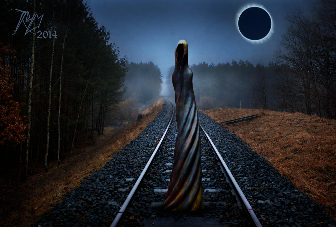 Silent Messenger by SpiralNoose