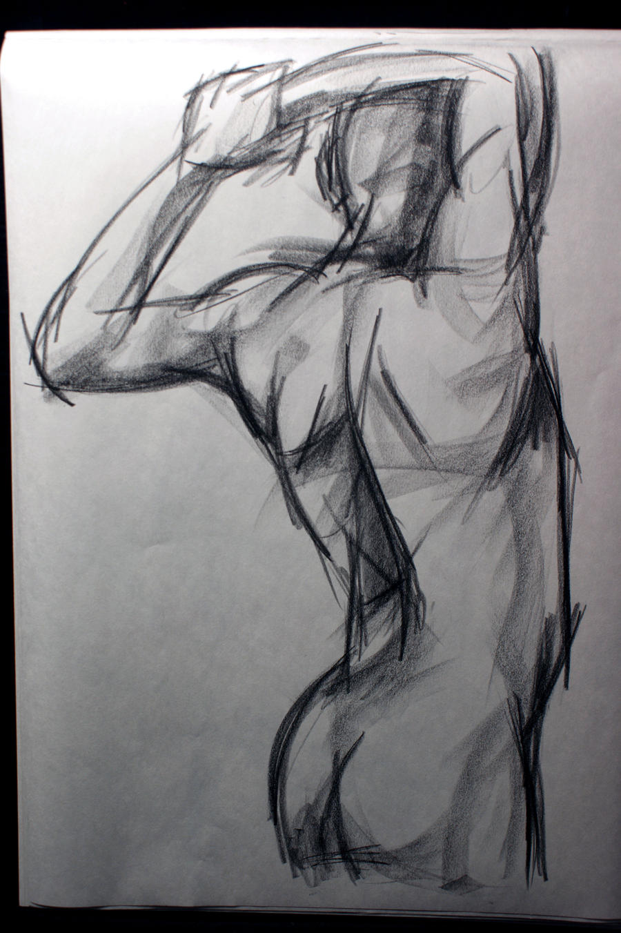 Life Drawing Model Pictures Life drawing- male model by