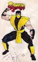Scorpion 1 [MK] 2-5-1994