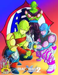 The Namekian Crew by xXx-iroCc-xXx