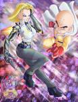 Dragon Ball X One Punch Man