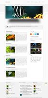 Glowin wordpress theme