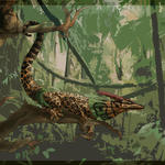 Kawazatri Lizard by MoonPhanter