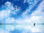 Where skies meet