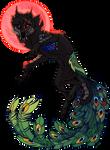 Another feathery boi by Kreftropod