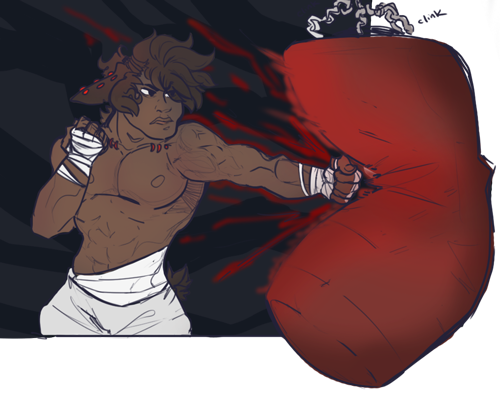 [CH3:T1] Punching Bag by Before-Knights