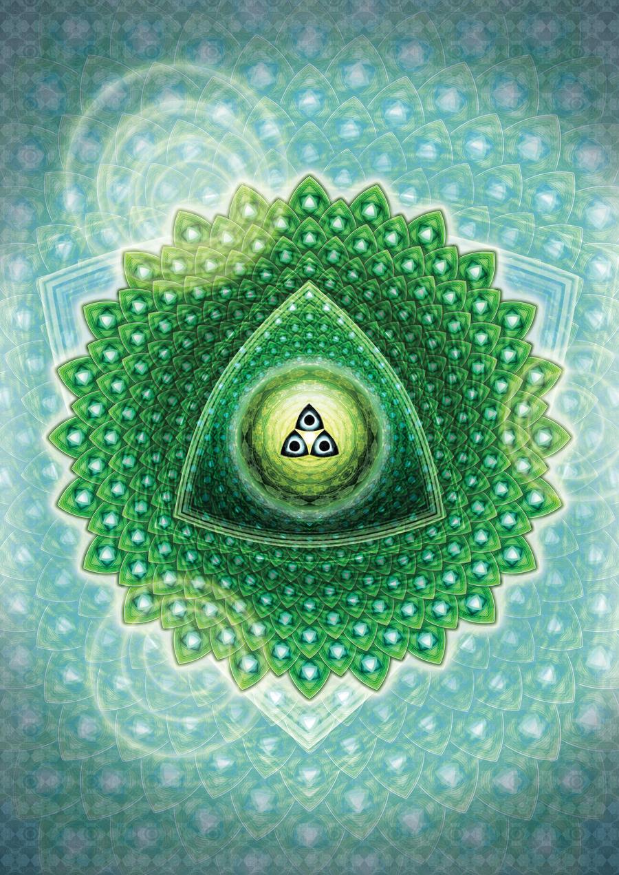 Tomorrow Mandala by RougeSpark