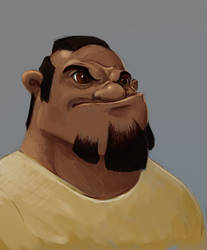 Lumpy McSquashface