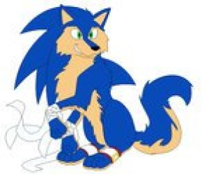 KingSonicBlueWolf's Profile Picture