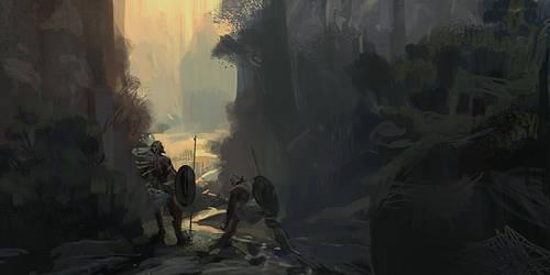 hunter by fish-walker