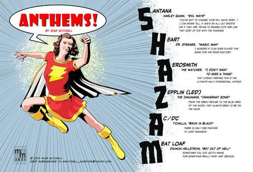 Anthems - Mary Marvel