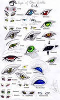 Elder Scrolls Eyes CofA