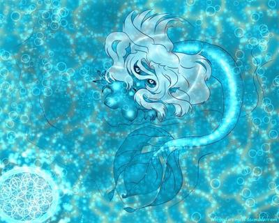 Kaiou of the Deep by melantha-violet