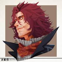 [Commission by xwm23] Ardyn Izunia by dotpapercrowndot