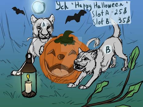 Ych Happy Halloween (open)