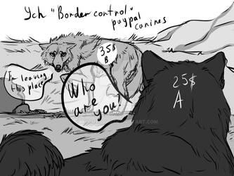 Ych 'Border control' (open)