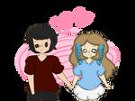 [SS] Felyx and Maya by 113Chattz