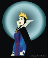 Bad Queen by cristijung