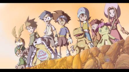 Digimon Re:scene by XenSoto