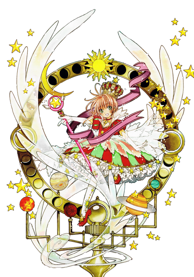 Sakura Cardcaptor Render/Cutout HD png by KSMin