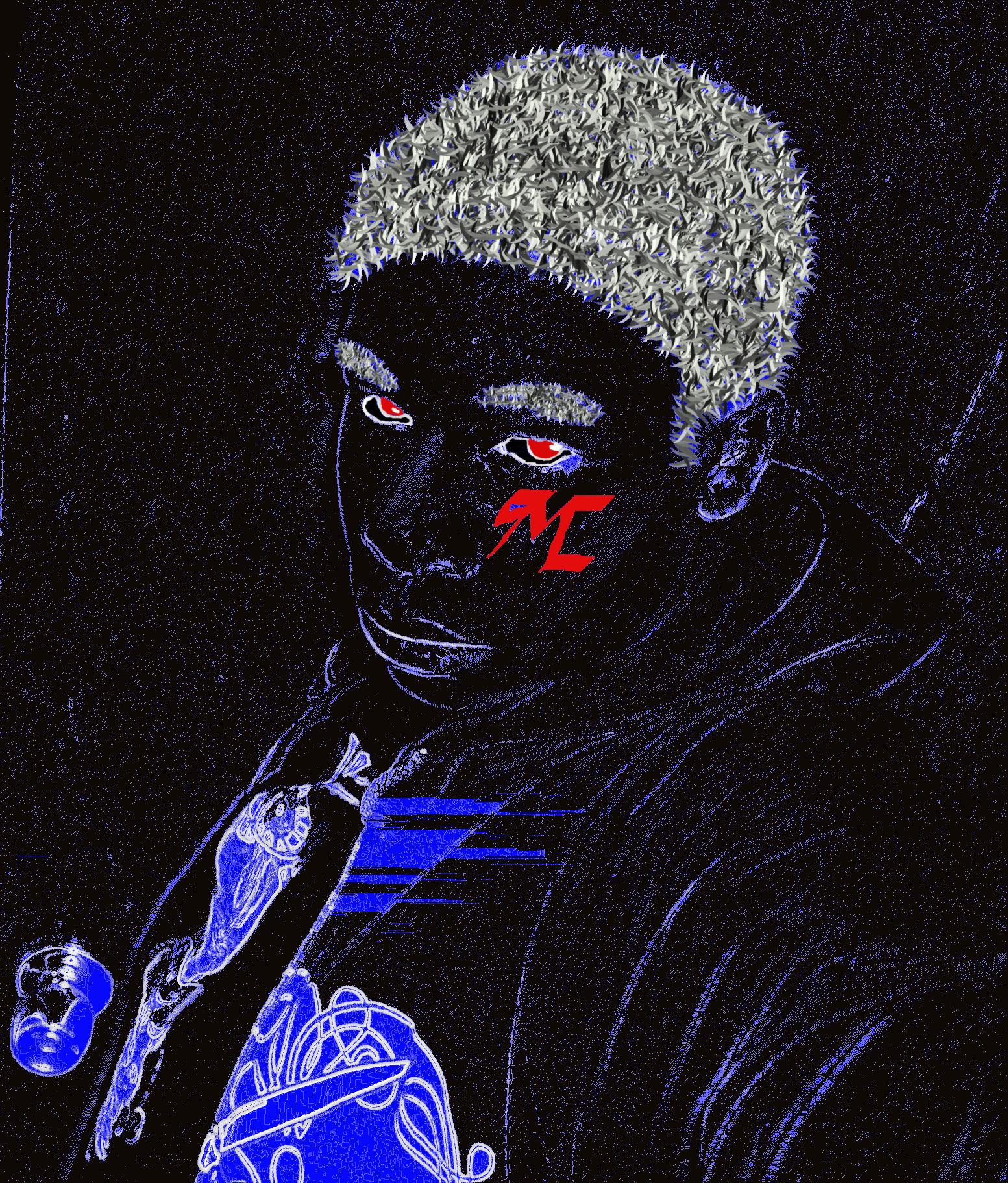 The artist-9MC by Nexusenigma