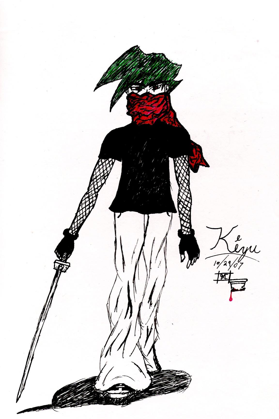 Kiyu by Nexusenigma