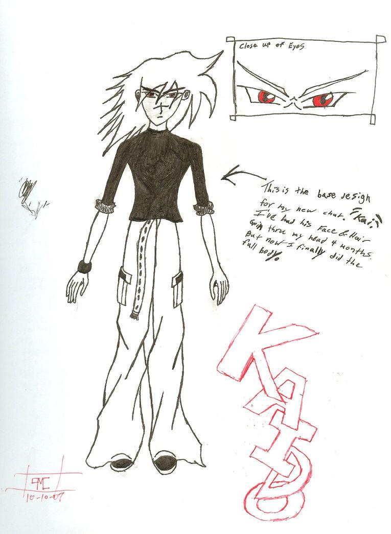Kaido Keitaro by Nexusenigma