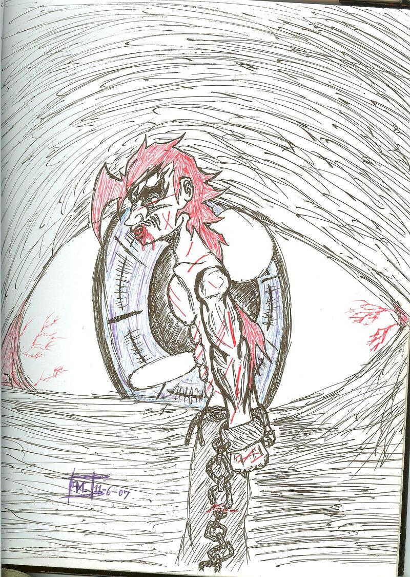 Prisoner of the eye by Nexusenigma