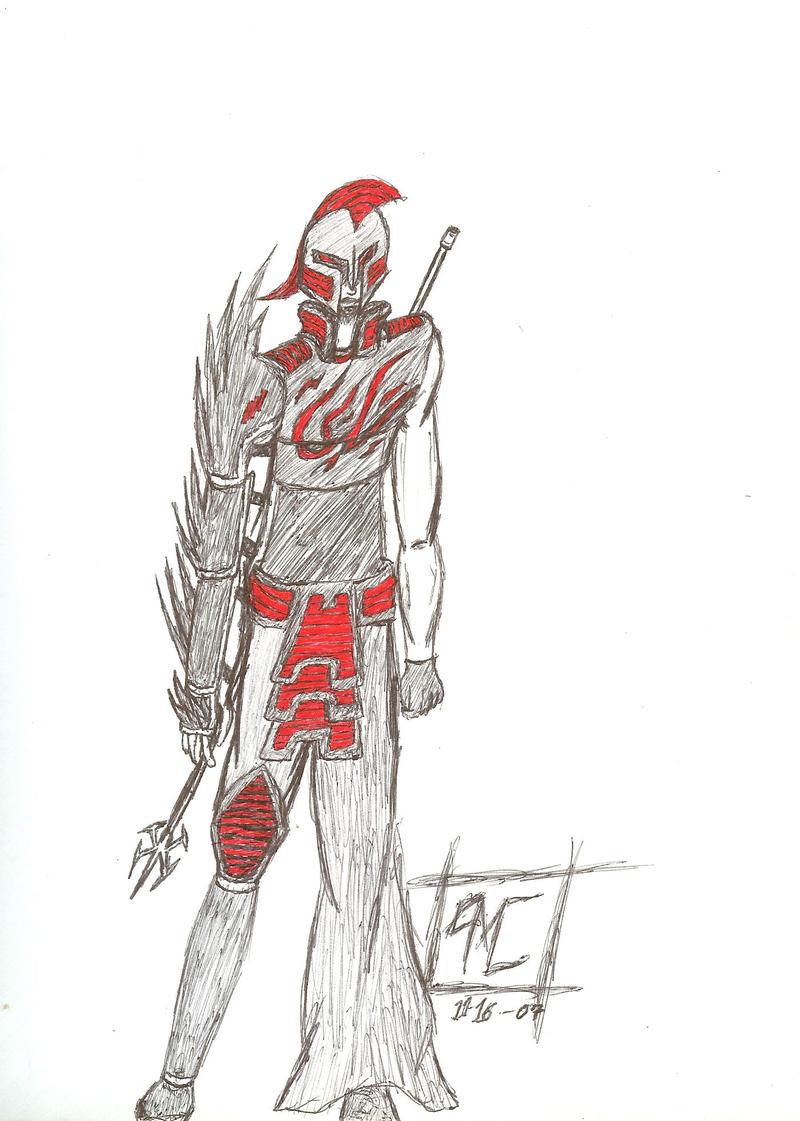 Future Spartan by Nexusenigma