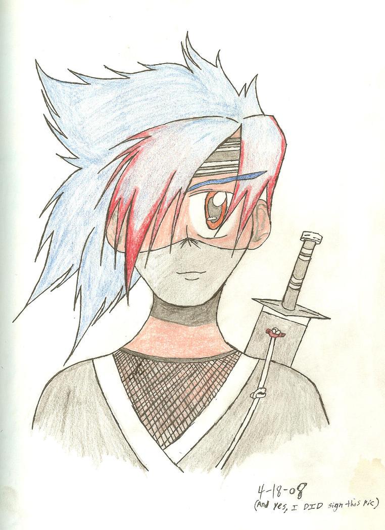 Ninja with a secret by Nexusenigma
