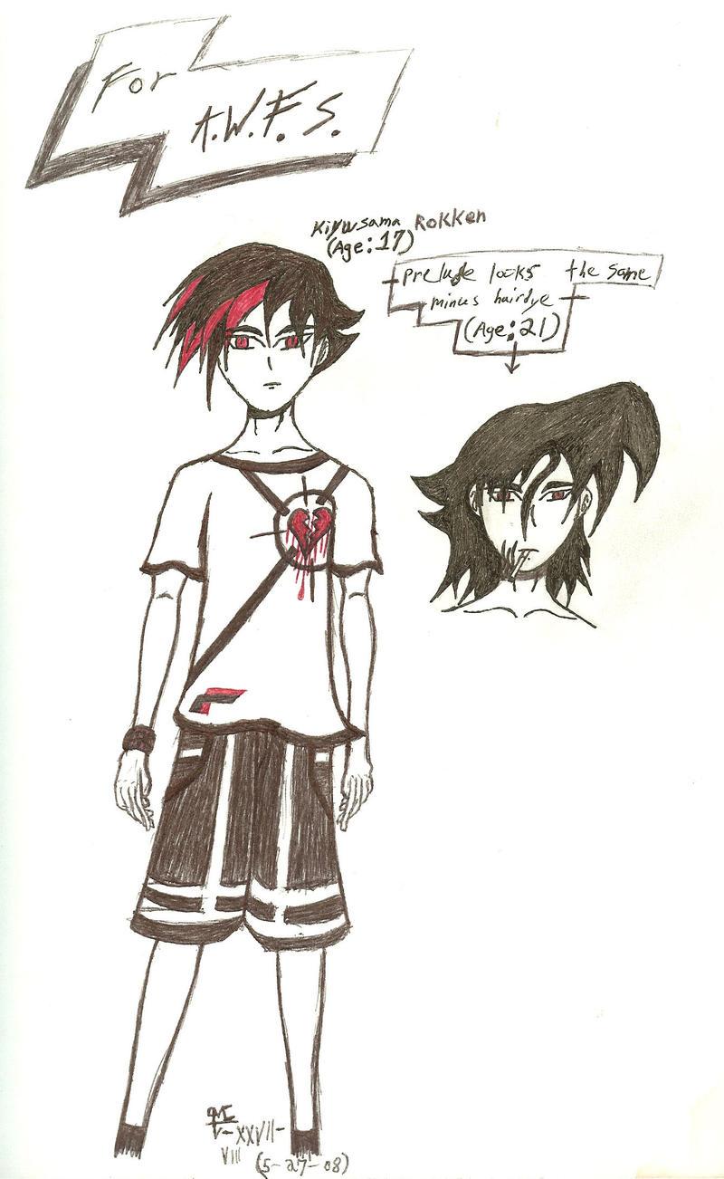 Young Kiyu and Prelude by Nexusenigma
