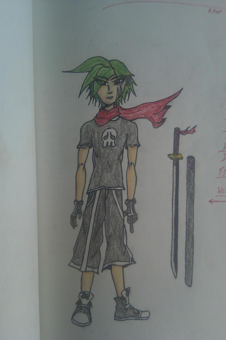 New(er) Kiyu drawing by Nexusenigma